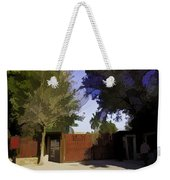 Entrance Gate Of Humayuns Tomb In Delhi  Weekender Tote Bag