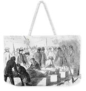 Execution Of Conspirators Weekender Tote Bag
