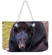Florida Black Bear Weekender Tote Bag