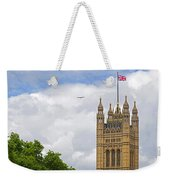 Flying The Colours Weekender Tote Bag