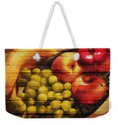 Fruit Weekender Tote Bag