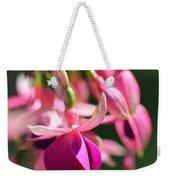 Fuchsia Named Lambada Weekender Tote Bag