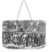 Garnet J Weekender Tote Bag