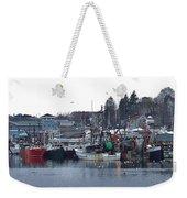 Gloucester Fishing Boats Weekender Tote Bag