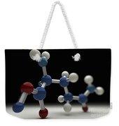 Glutamine Molecule Weekender Tote Bag