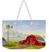 Grandpa's Farm Weekender Tote Bag