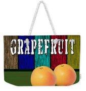 Grapefruit Weekender Tote Bag