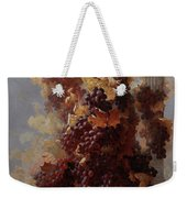 Grapes And Architecture Weekender Tote Bag