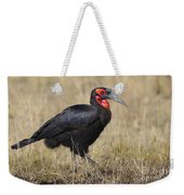 Ground Hornbill Weekender Tote Bag