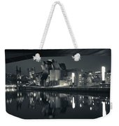 Guggenheim Museum Designed By Frank Weekender Tote Bag