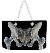 Hip Bones Male Weekender Tote Bag