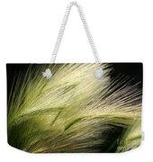 Hordeum Jubatum Grass Weekender Tote Bag
