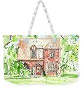 House Rendering Sample Weekender Tote Bag