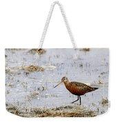 Hudsonian Godwit Weekender Tote Bag