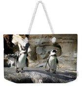 Humboldt Penguin Weekender Tote Bag