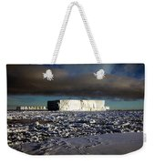 Iceberg In The Ross Sea Antarctica Weekender Tote Bag