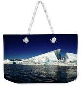 Icebergs-jokulsarlon Glacial Lagoon Weekender Tote Bag