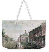 Independence Hall, 1798 Weekender Tote Bag