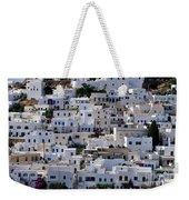 Ios Town Weekender Tote Bag