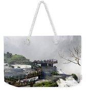 Iquazu Falls - South America Weekender Tote Bag