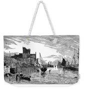 Isle Of Man Peel, 1885 Weekender Tote Bag