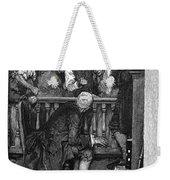 Jonathan Wild (c1682-1725) Weekender Tote Bag