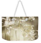 June Grass Flowering Weekender Tote Bag