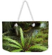 Jungle Stream Weekender Tote Bag by Les Cunliffe