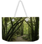 Jungle Trail Weekender Tote Bag