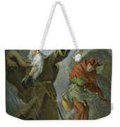 King Lear, 19th Century Weekender Tote Bag