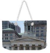 Kings Court Weekender Tote Bag