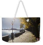 Lakefront Weekender Tote Bag