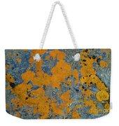 Lichened Rocks Weekender Tote Bag