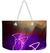 Light Fantastique Weekender Tote Bag