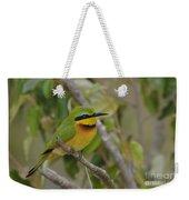Little Bee-eater Weekender Tote Bag