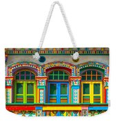 Little India - Singapore Weekender Tote Bag