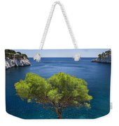 Lone Pine Tree Weekender Tote Bag
