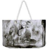 Lotus Position Weekender Tote Bag