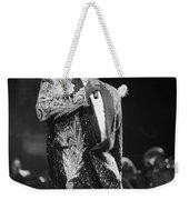 Singer Luther Vandross Weekender Tote Bag