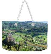 Madonna Di San Biagio Weekender Tote Bag