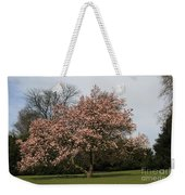 Magnolia Tree Weekender Tote Bag