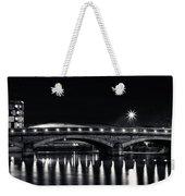 Maidstone Bridge Weekender Tote Bag