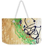 Mama Dinka - South Sudan Weekender Tote Bag