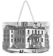 Massachusetts Salem, 1851 Weekender Tote Bag
