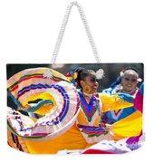 Mexican Folk Dancers Weekender Tote Bag