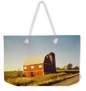 Michigan Barn Weekender Tote Bag