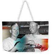 Mickey Mantle Weekender Tote Bag