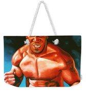 Mike Tyson Weekender Tote Bag