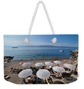 Mikro Kamini Beach Weekender Tote Bag
