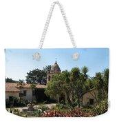 Mission San Carlos Borromeo Del Rio Carmelo Weekender Tote Bag